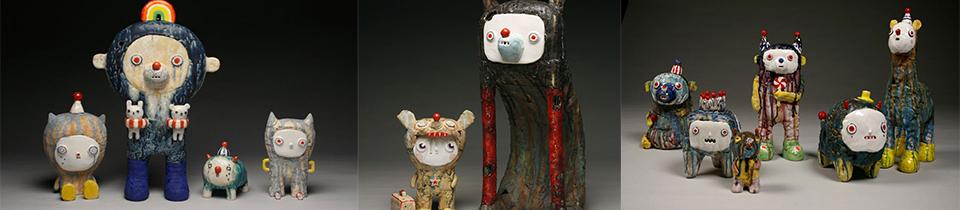 Beautiful Ceramics by Taehoon Kim.