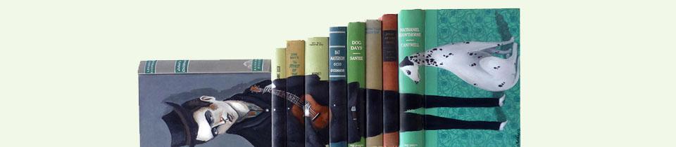 Mike Stilkey's Book Sculptures.