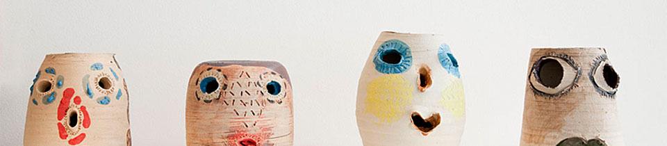 Brendan Huntley's Ceramics.