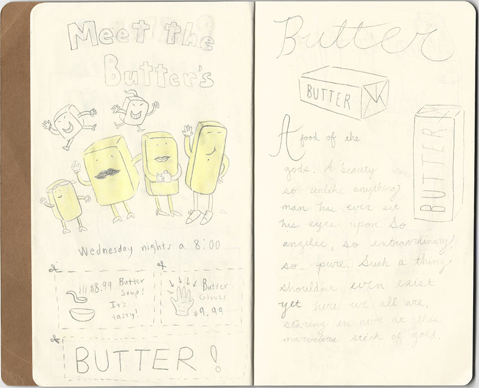 The Book of Butter-5