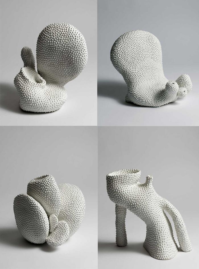 4 sculptures