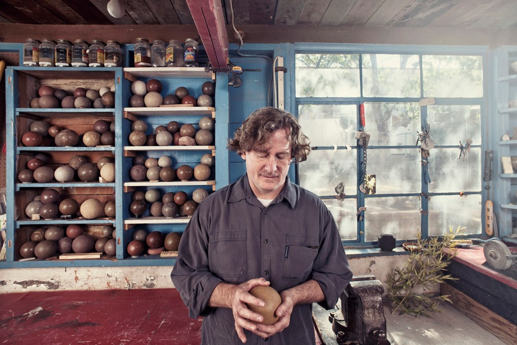 Bruce Gardner and the Art of Dorodango