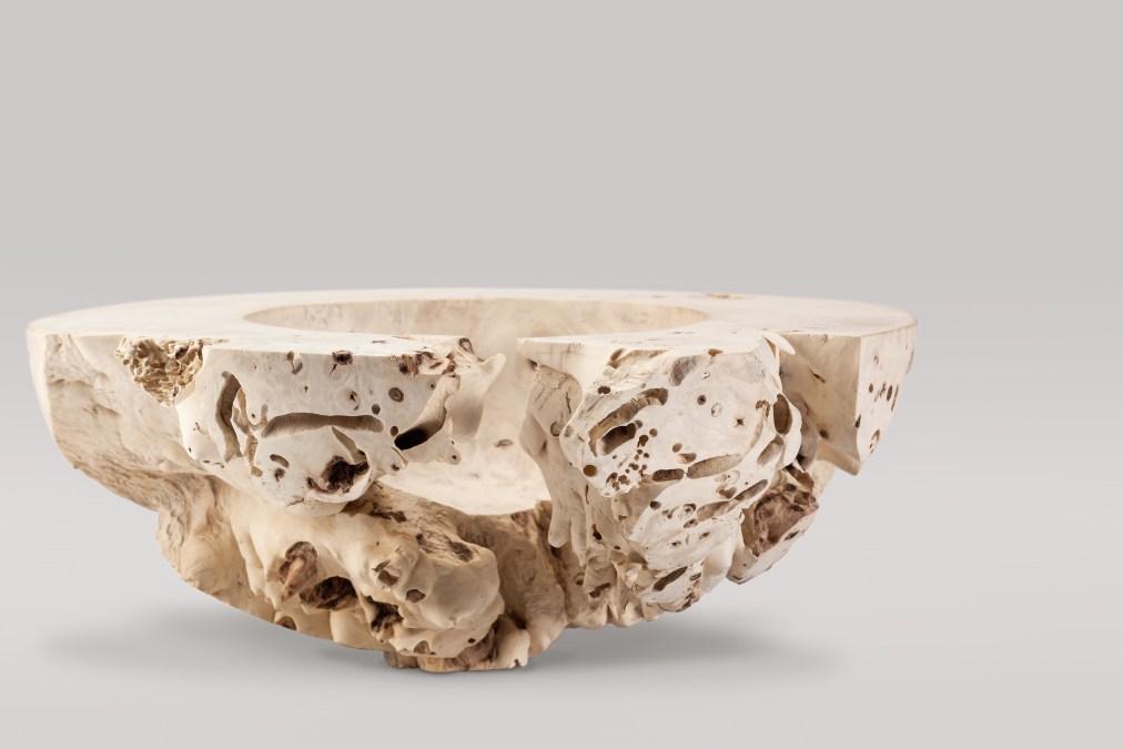 Wooden Sculptures by Eleanor Lakelin