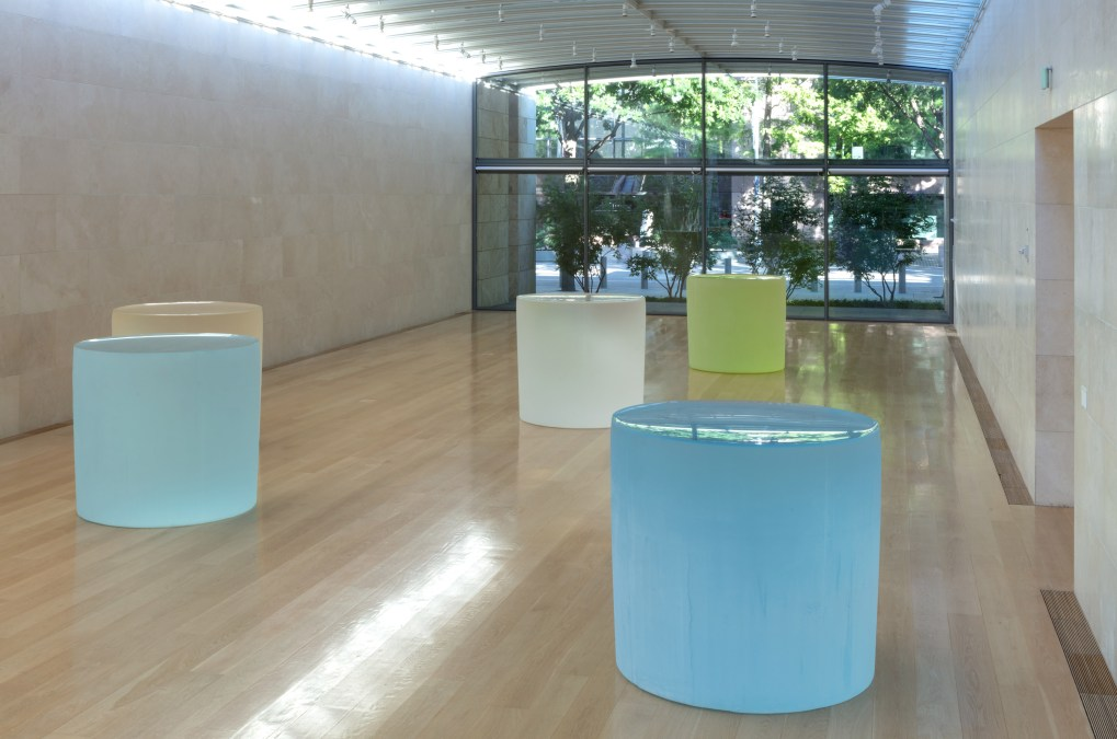 Glass Sculptures by Roni Horn