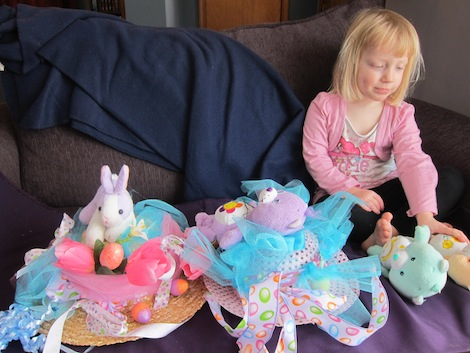 Easter hat crafts