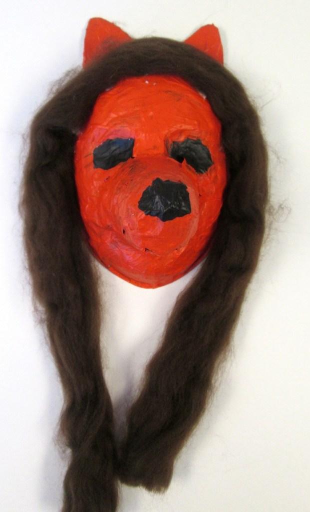 Paper Mache Mask Art Lesson