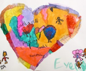 Map of My Heart:  1st Graders