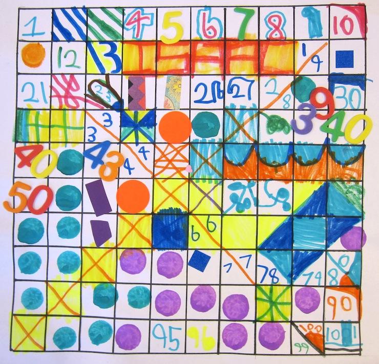 100 Squares