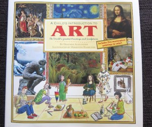 A Child's Introduction to Art Book