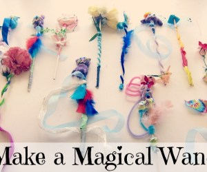 Make a Magical Wand