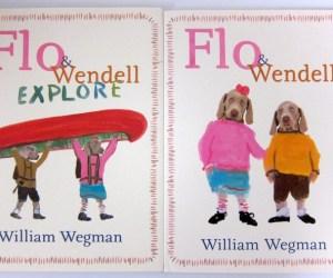 William Wegman:  Photomontage Project for Kids