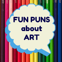 Fun Puns about Art and Artists