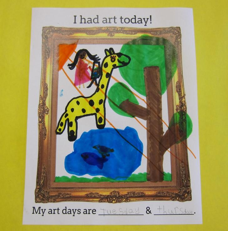 First Day of Art Class (5)