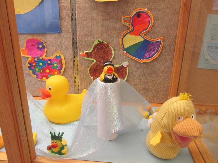 Rubber Ducky Art Project for Kids – Art is Basic | An Elementary Art ...