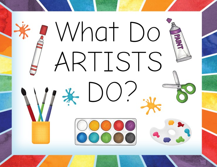 What do artists do cover