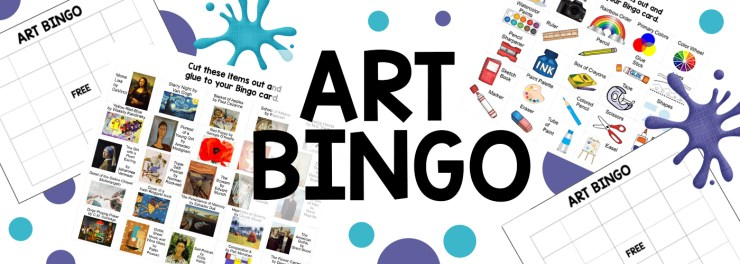 Art Bingo Game Photo