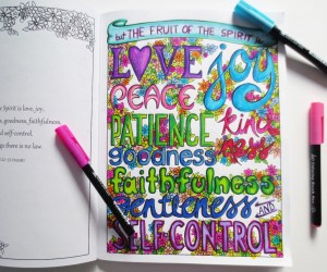 Coloring Book Review and Giveaway!