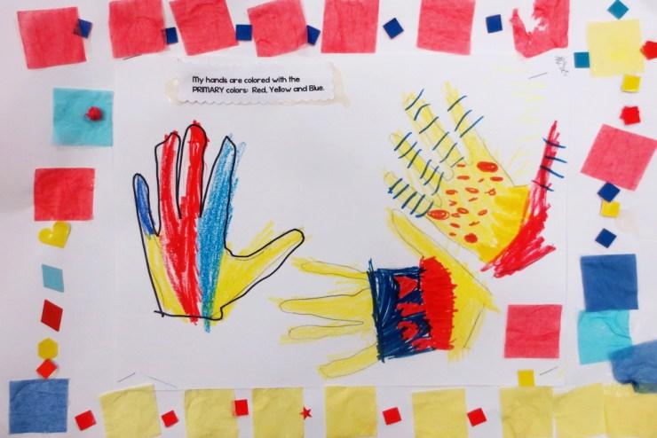 Primary Hands 2