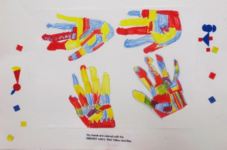Primary Hands 5