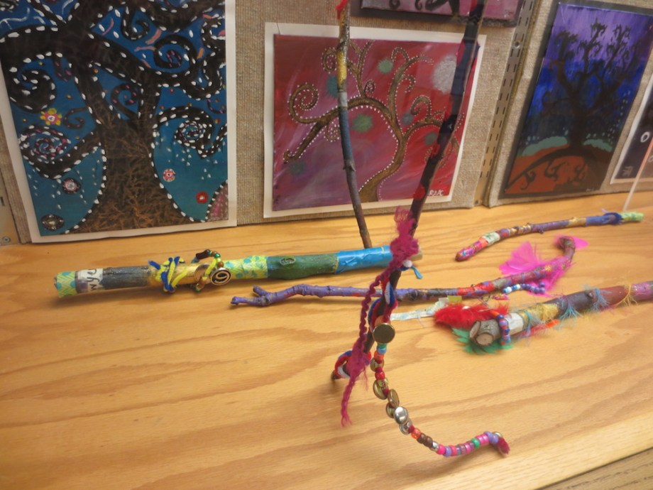 Tree of Life and Talking Sticks