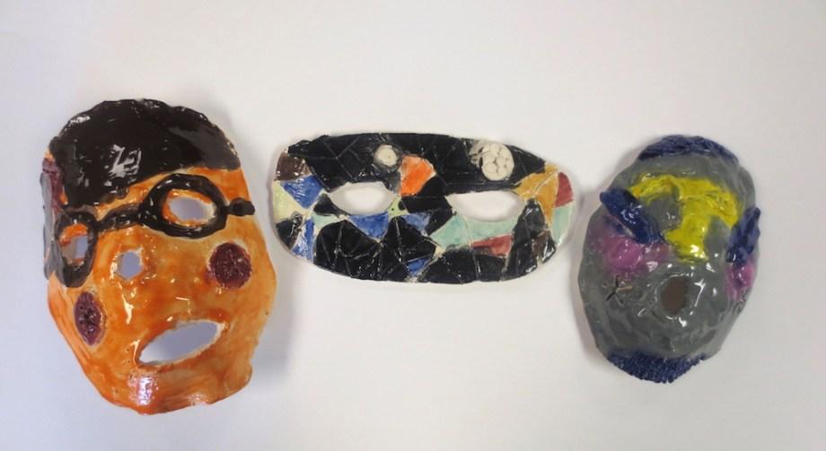 Clay Masks1