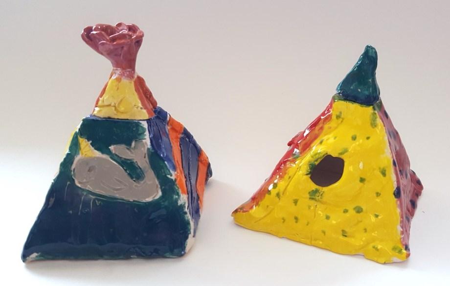 egyptian pyramid steam lesson art ed blogger s network art is