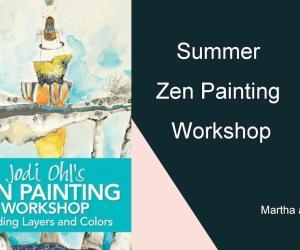 Zen Painting Workshop