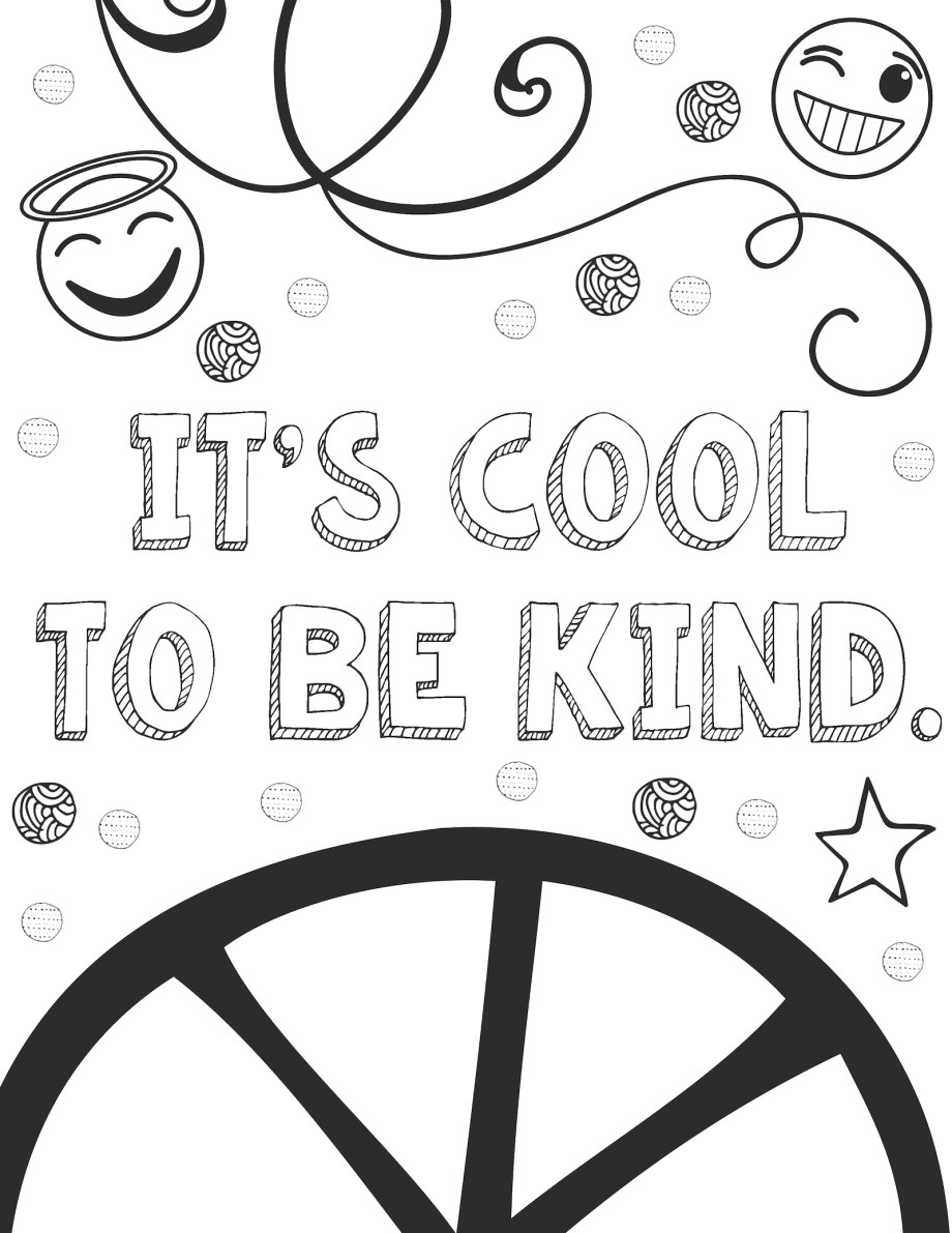 Here Is The PDF Download Of Cool To Be Kind