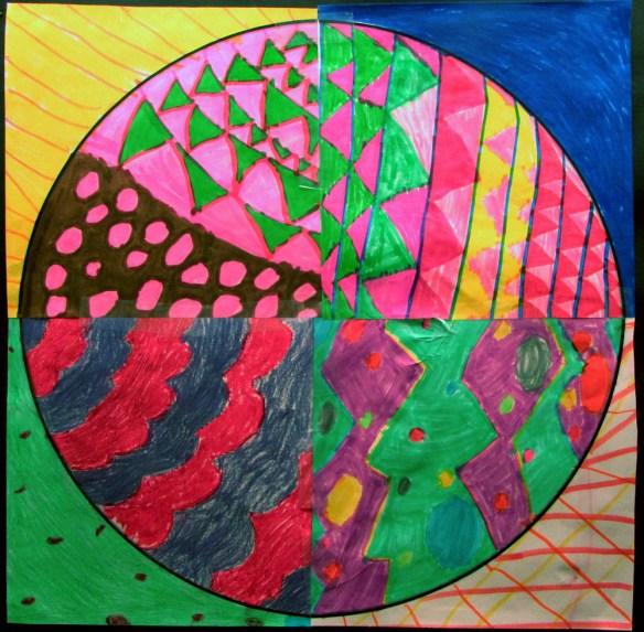 Collaborative Artwork Art Is Basic An Elementary Art Blog