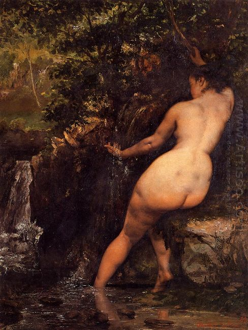 The Source(Bather At The Source)
