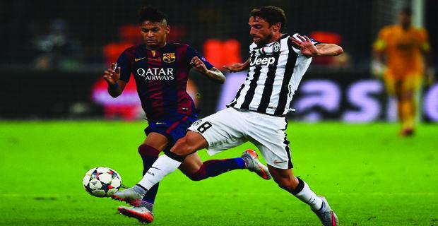 Cukup Kalahkan Barca, Juventus Punya Peluang Meraih Juara
