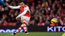Arsenal Mengumumkan Alexis Sanchez Adalah Pemain Terbaik Tahun Ini