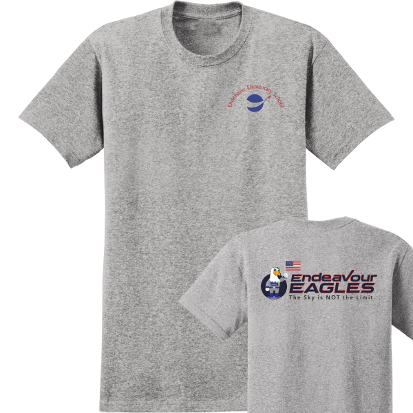 Endeavor T-Shirt 2020 – YOUTH
