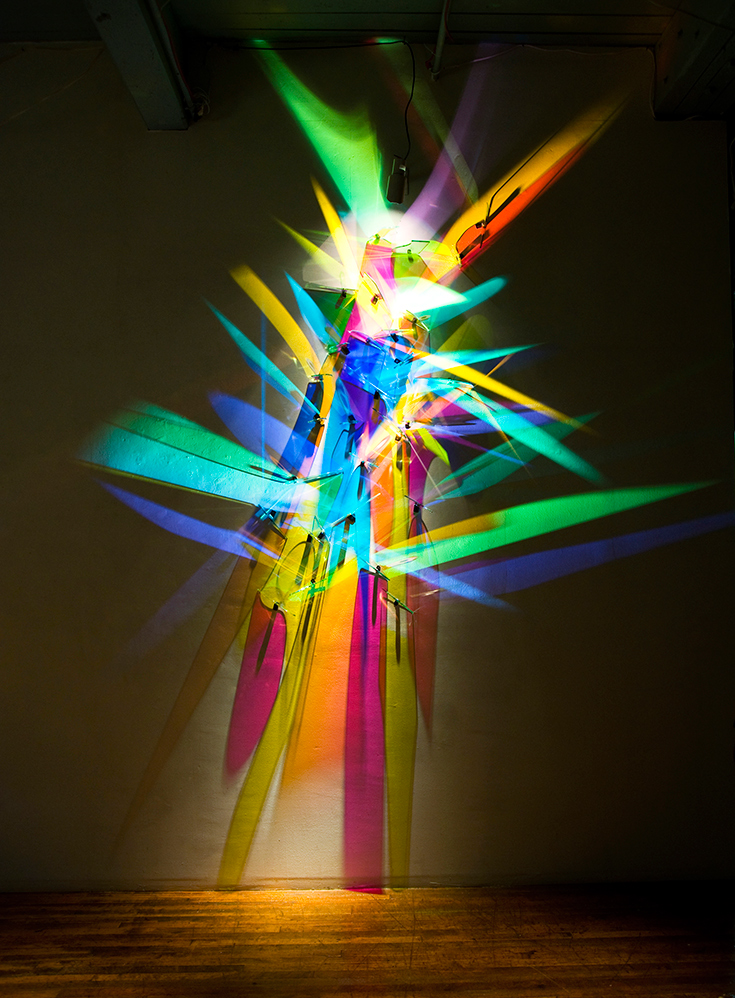 Stephen Knapp Princeton Ma Artist Installation