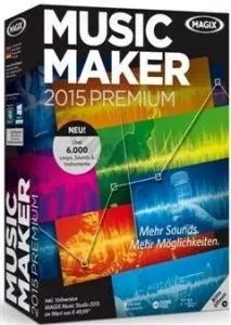 magix music maker mega