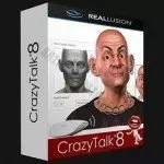 Crazy Talk 8 MEGA