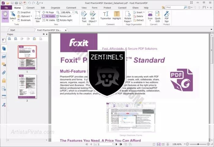 Foxit Pdf Editor Completo Gratis