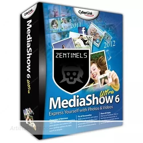MEDIASHOW 6 EDITOR DE VIDEO GRATIS EDITOR DE VIDEO FACIL