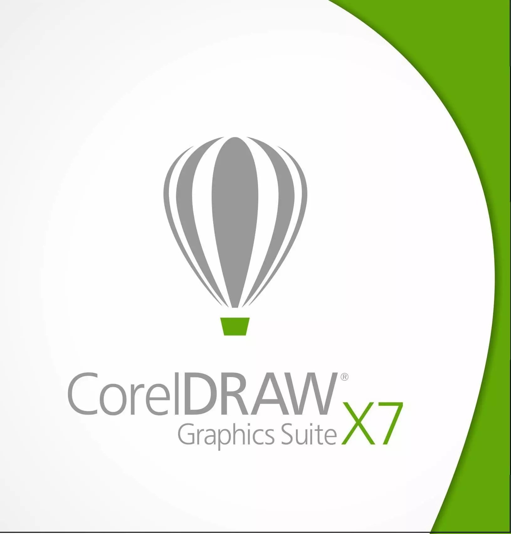 Corel Draw X7 7.4 PORTABLE - Windows 10