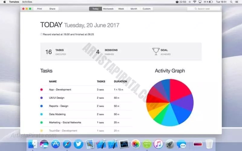 tomates time management 7.1 mac osx gestor de horas en mac osx torrent mega zippyshare dmg