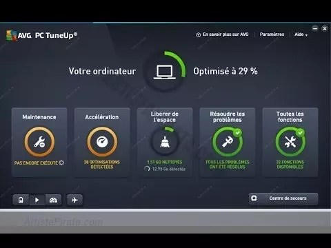 latest version avg pc tuneup