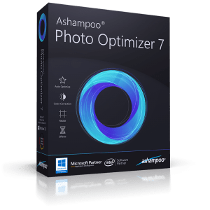 ASHAMPOO PHOTO OPTIMIZER 7 FULL MEGA MEJORAR FOTOS AUTOMATICAMENTE