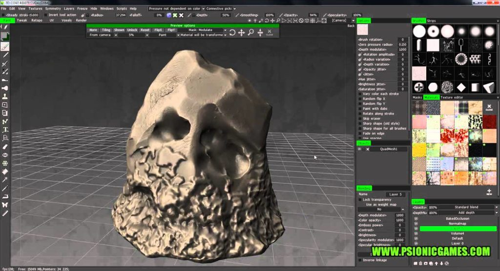 3d coat 4.8 crear modelo 3d esculturas 3d voxel full mega - 3d coat 4 full zippyshare