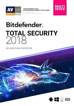 bitdefender total security 2019 licencia original