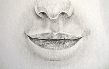 dessiner une bouche