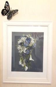 tableau fleurs