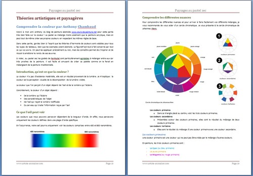 theorie couleur