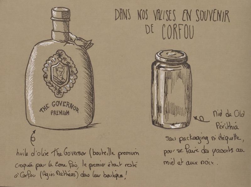 croquis bouteilles