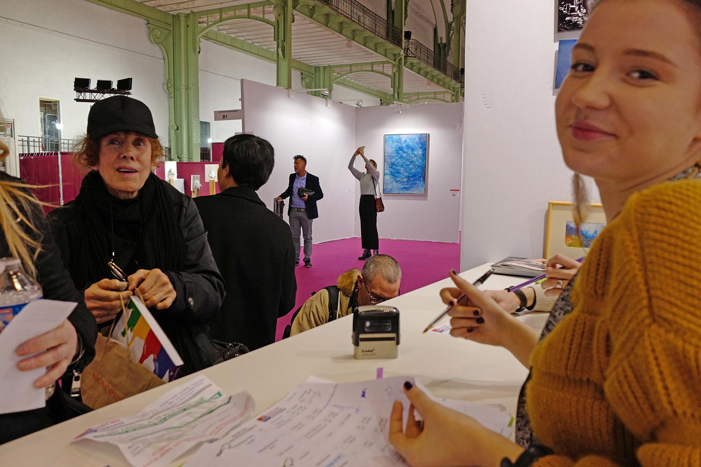 Art Capital salon des Indépendants