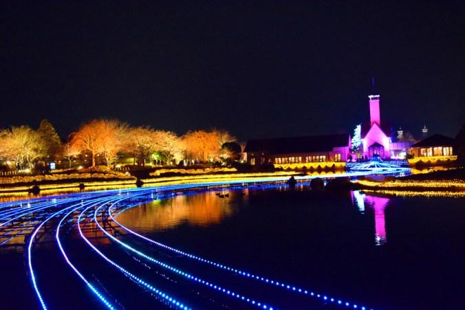 Nabana No Sato - Lake Center